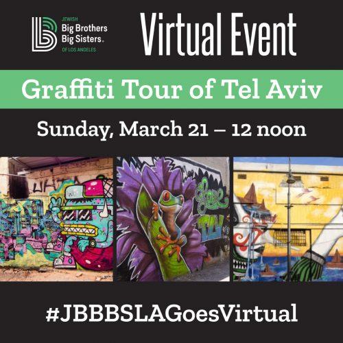 Virtual Graffiti Tour of Tel Aviv